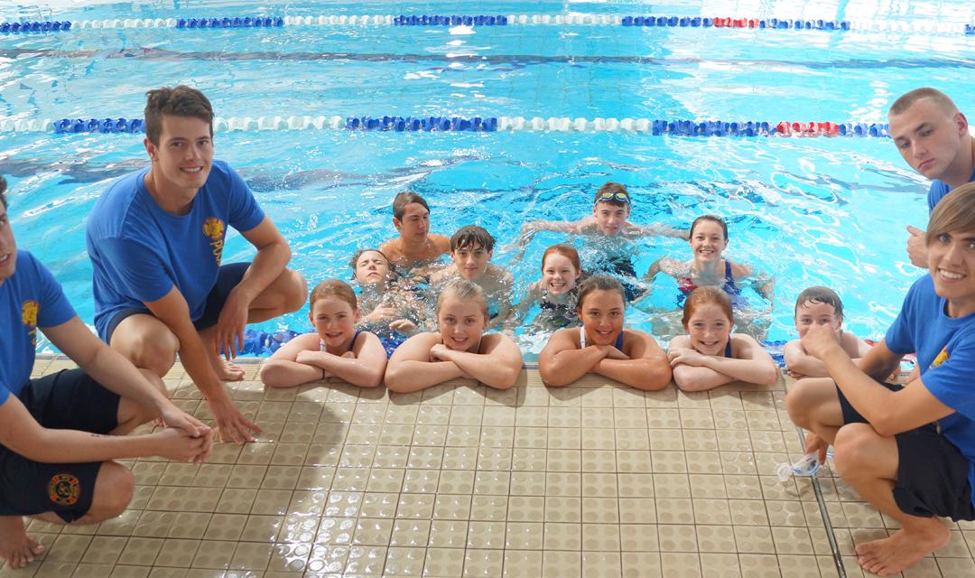 Australian Pool Life Saving Championships 2014