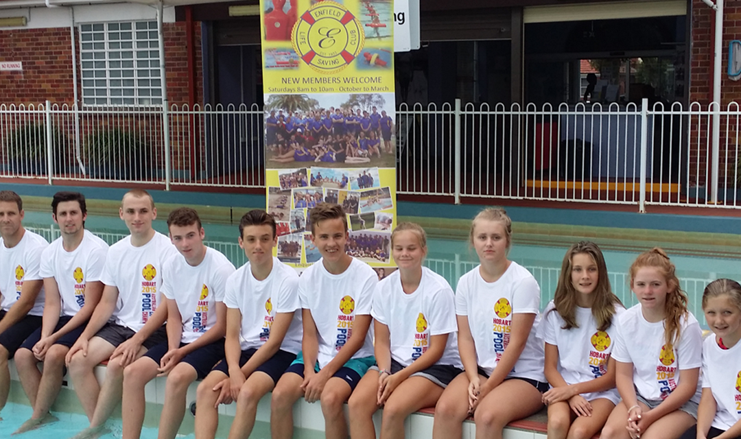 Enfield Lifesavers win medals at 2015 Australian Championships